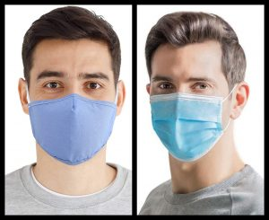 Fabric Mask vs Surgical mask