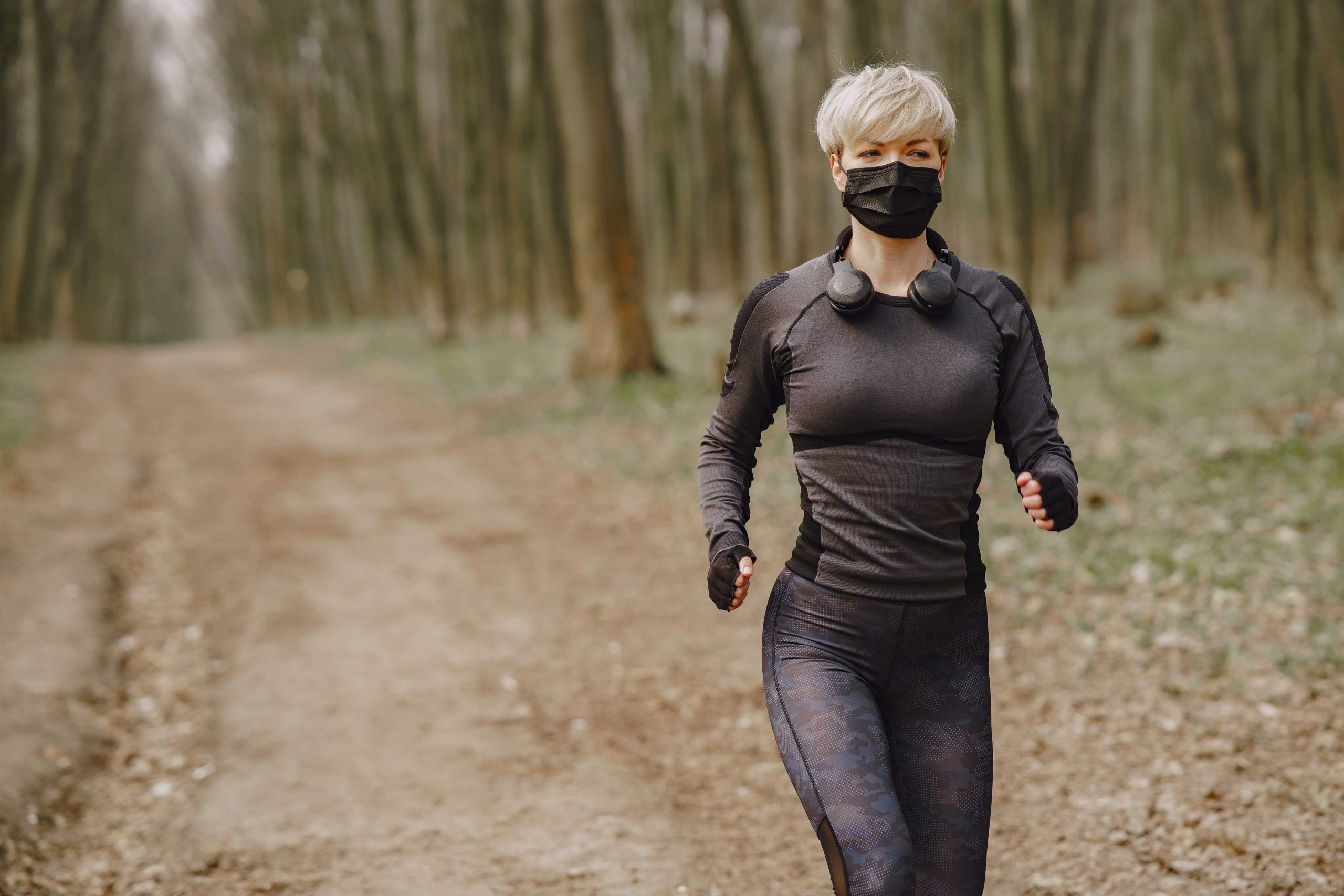 masked-woman-training-during-coronavirus